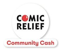 Comic Relief Community Cash Logo