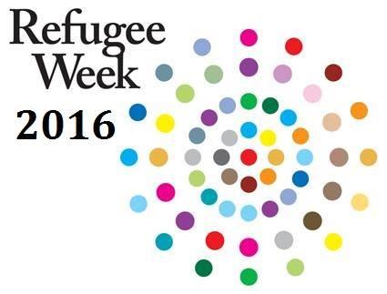 Refugee Week 2016 Logo