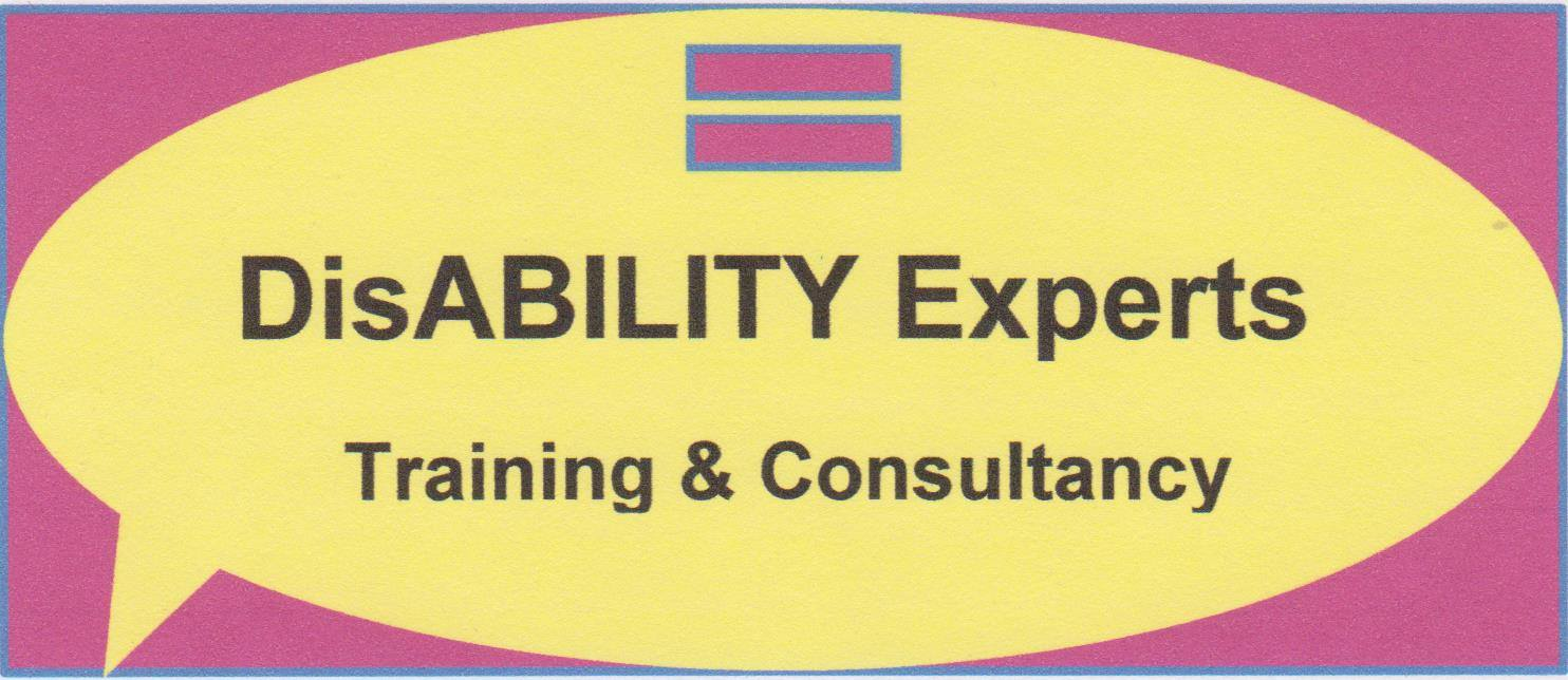 DisABILITY Experts Logo
