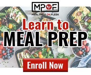 Meal Prep Master Course