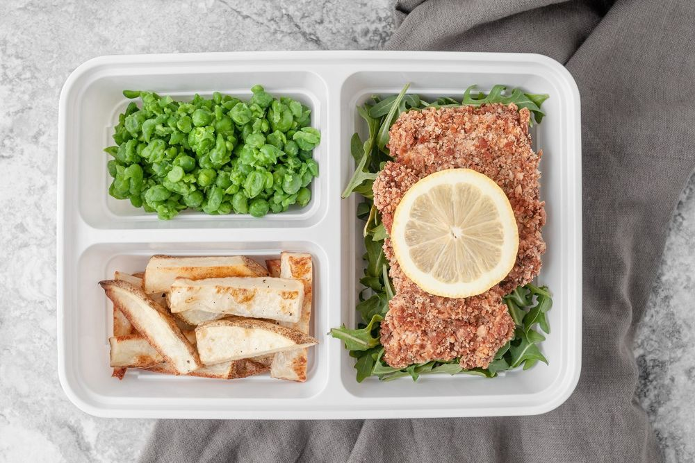 Gluten Free Fish & Chips Recipe