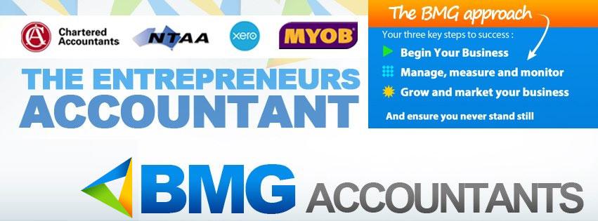 BMG Accountants logo