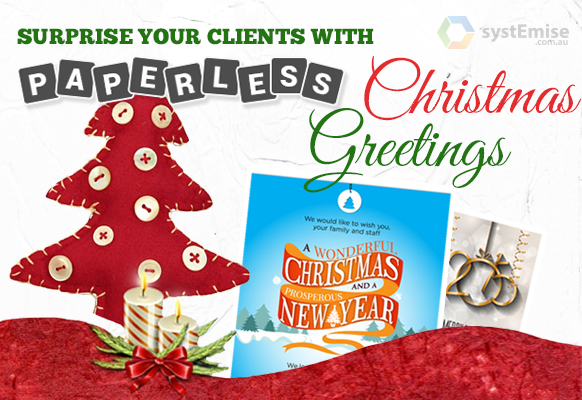 systEmise Christmas eCards