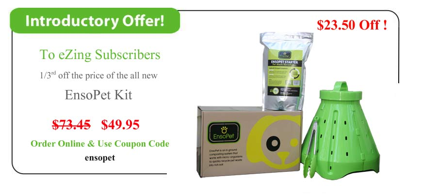 Ensopet Introductory Offer
