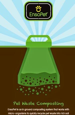 Ensopet Pet Waste Composting