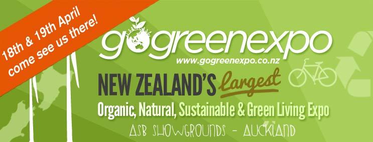 Go Green Expo Auckland
