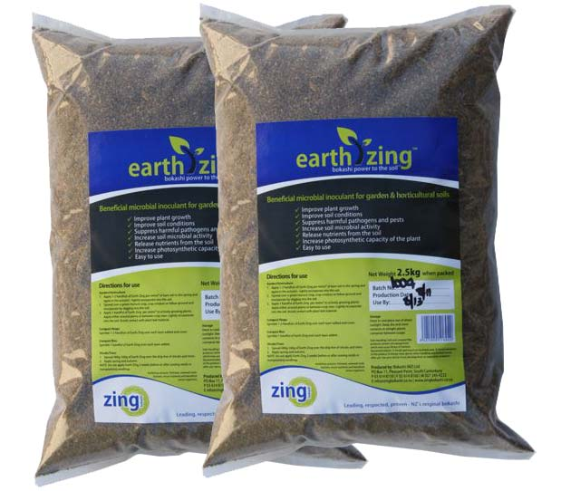 EarthZing Twin Packs