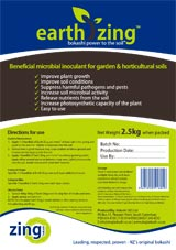 Visit our online store and check out the Earth Zing products