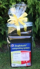 Buy your Mother's Day gift now at ZingBokashi