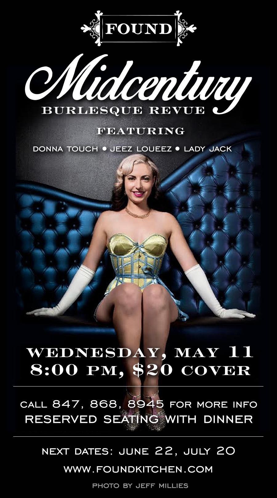 april burlesque
