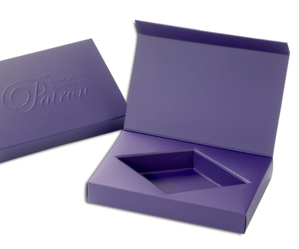 Donor Reward pack - a gift to large donors to the Prostate Cancer Research - this carried a Jewellers loupe.