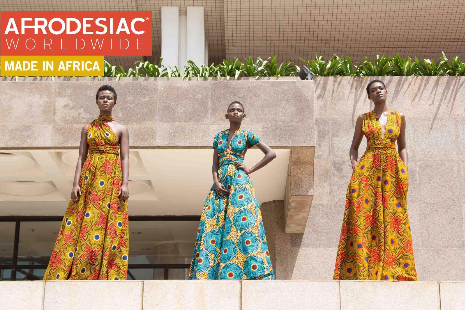 Fashion Design, Afrodesiac World Wide
