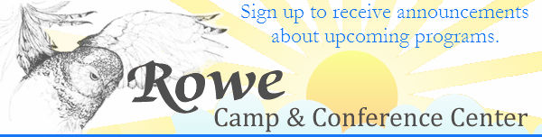 Sign up below to receive announcements about upcoming programs.