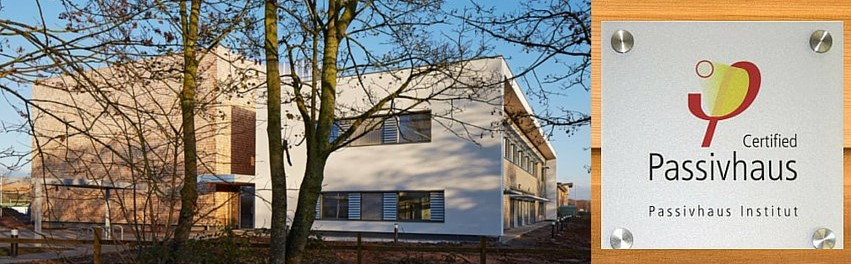 AECB Passivhaus training header