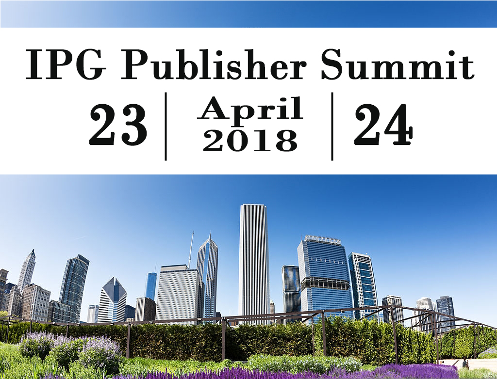 IPG Publisher Summit 2018