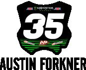 Austin Forkner #35