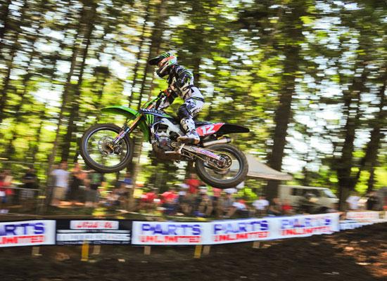 Pro Circuit's Blake Baggett