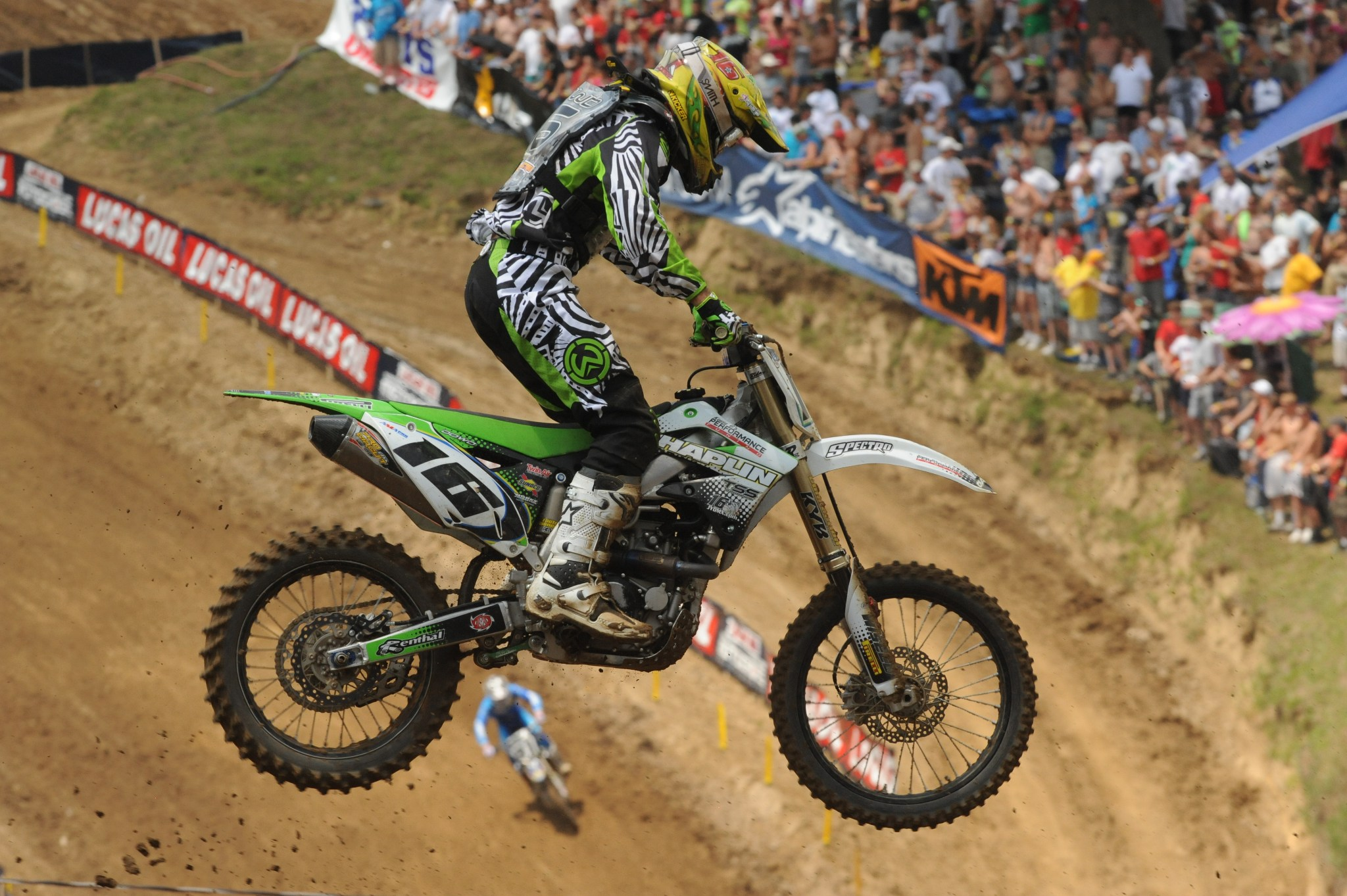 Moose Racing Nicoletti Earns Best Finish at Unadilla