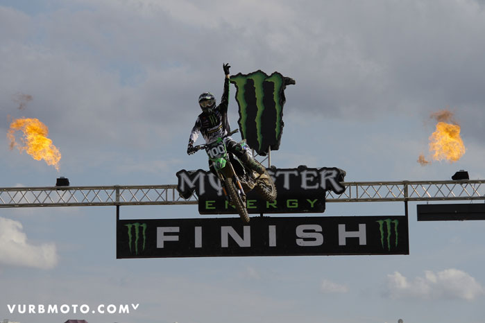 Pro Circuit's Tommy Searle Takes the Victory