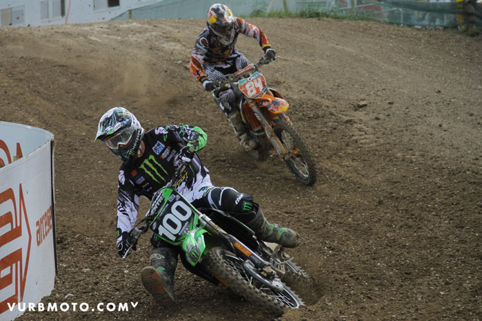 Pro Circuit's Tommy Searle