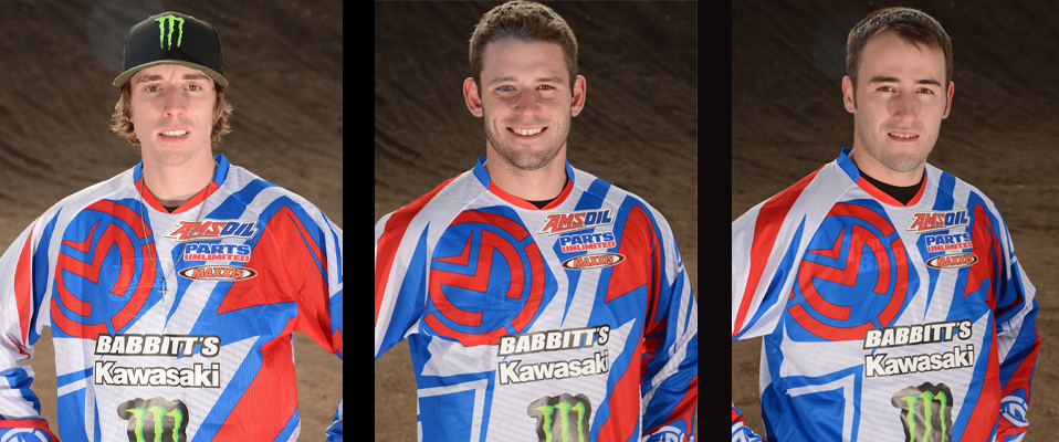 Moose Racing Welcomes Back Team Babbitt's