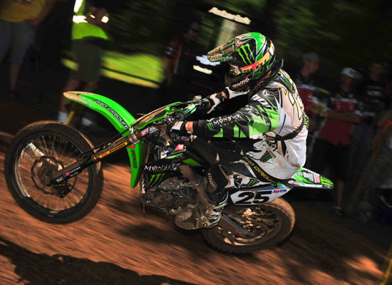 Monster Energy/Pro Circuit/Kawasaki's Broc Tickle