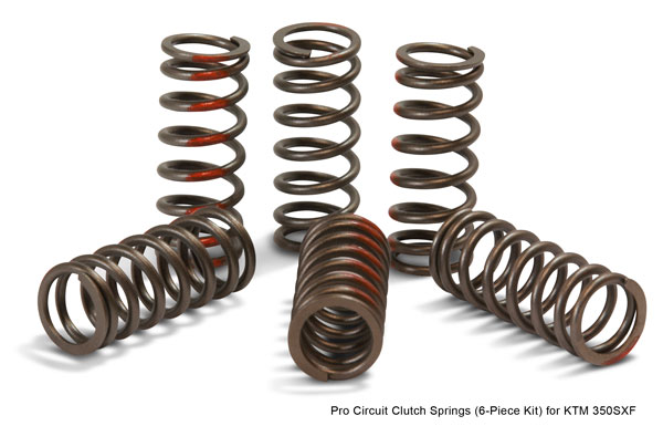 Pro Circuit Clutch Springs for KTM 350SXF