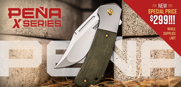 Pena X-Series On Sale!