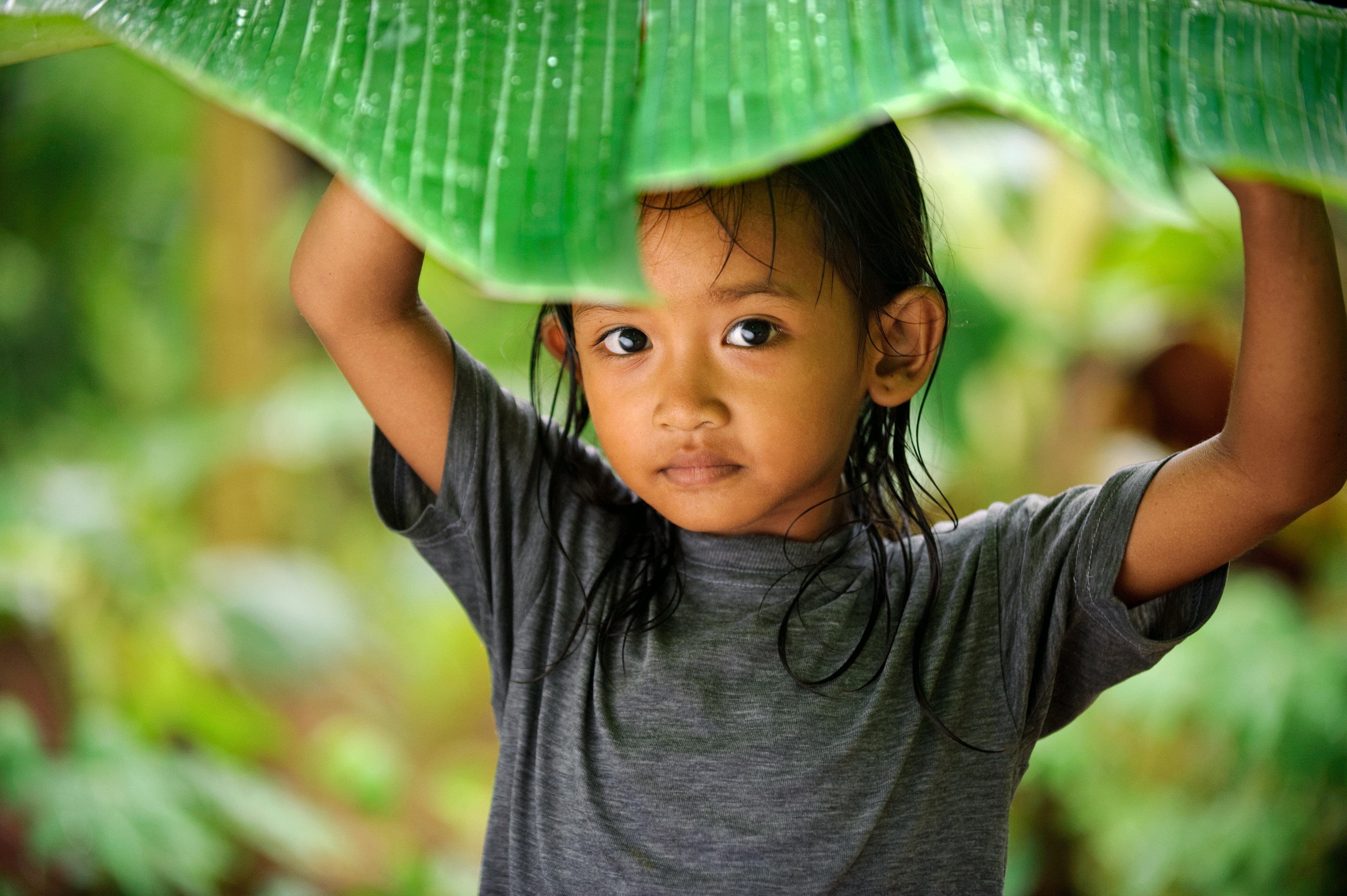 Indonezijska deklica
