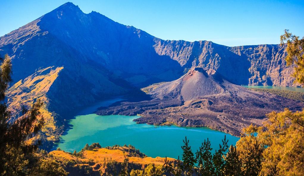 Indonezija - Rinjani