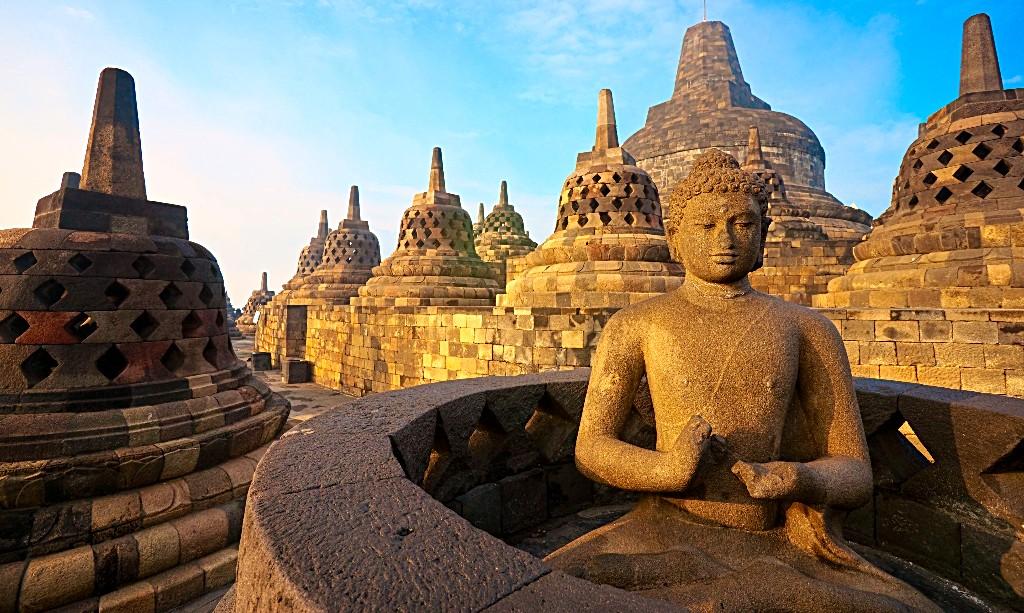 Indonezija - tempelj