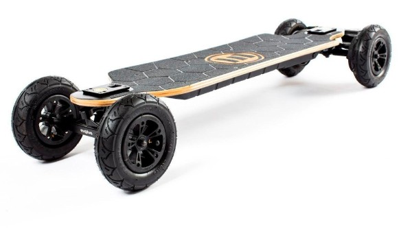 Evolve Electric Skateboard All Terran picture at Riverbound Sports.