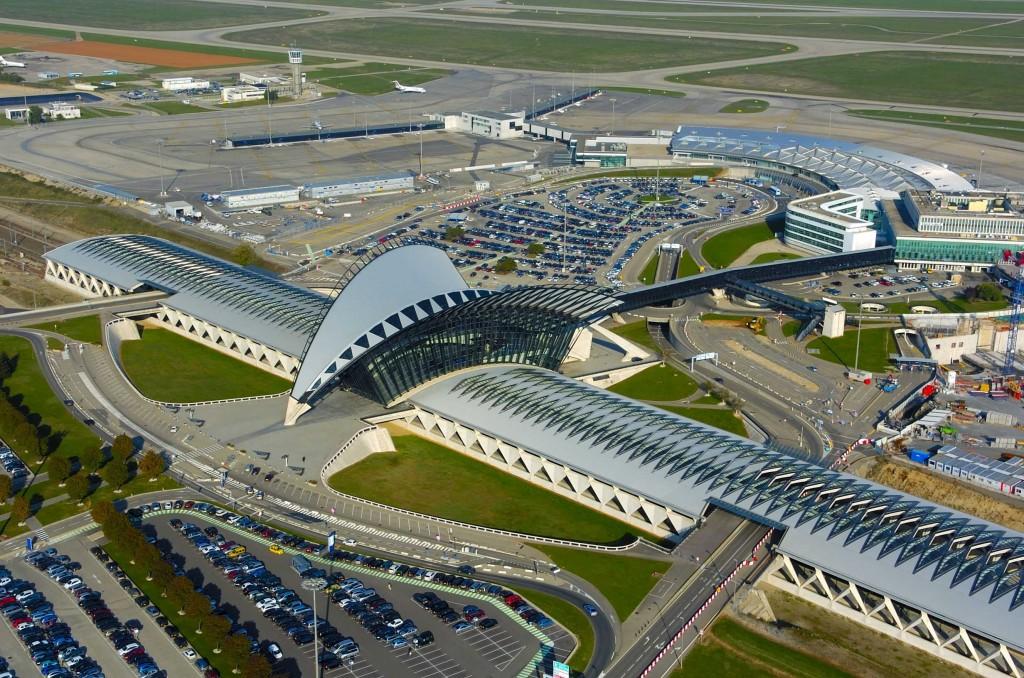 Aeroport-Lyon-Saint-Exupery