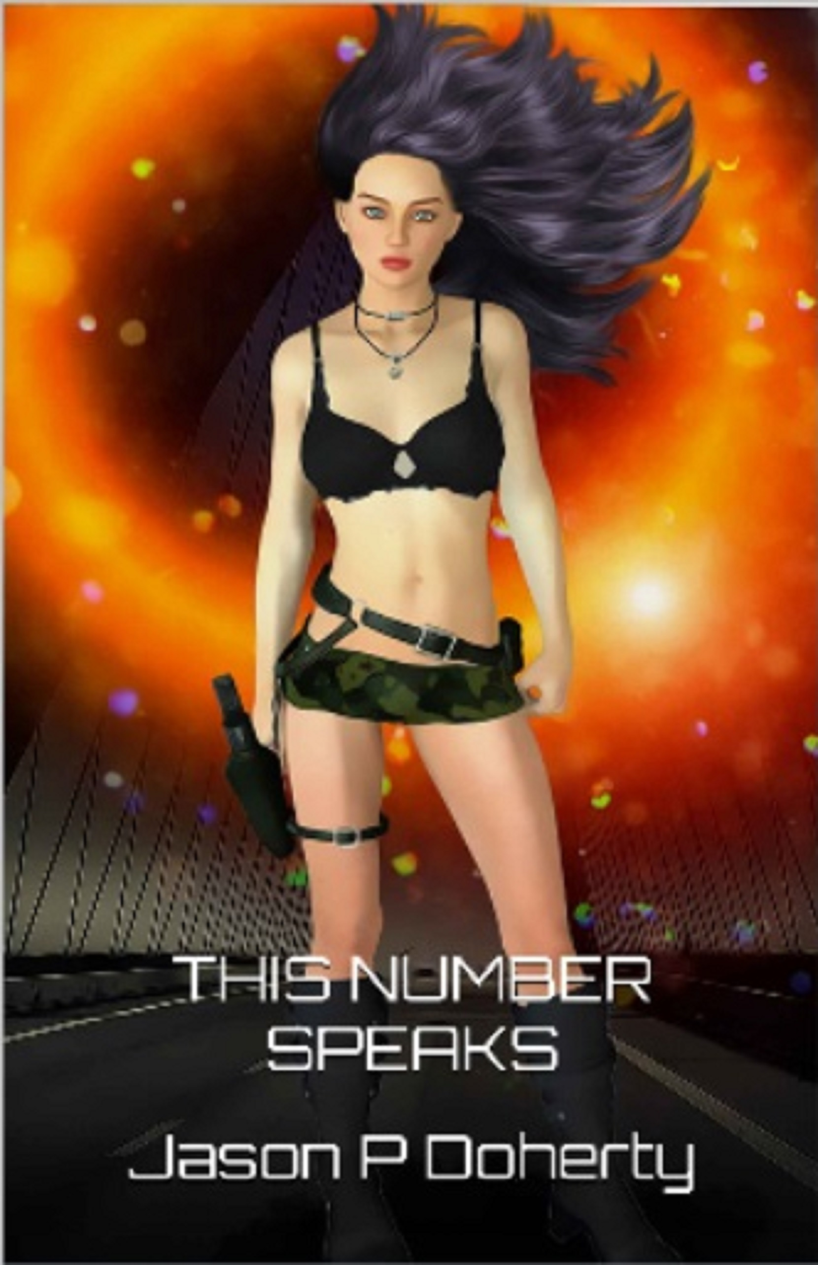 This Number Speaks by Jason P Doherty