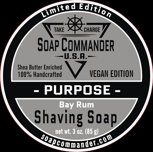 Purpose Shaving Soap Purpose collection
