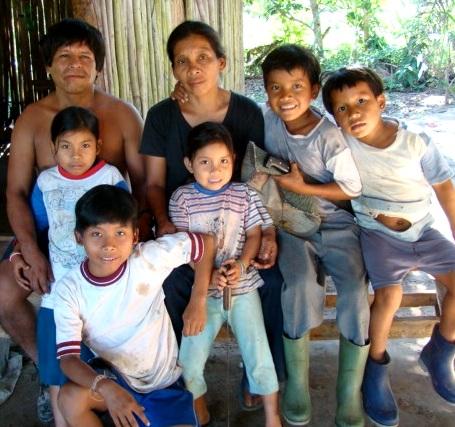 Tacana family