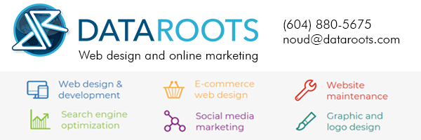 DATAROOTS sponsor of DUTCH NETWORK