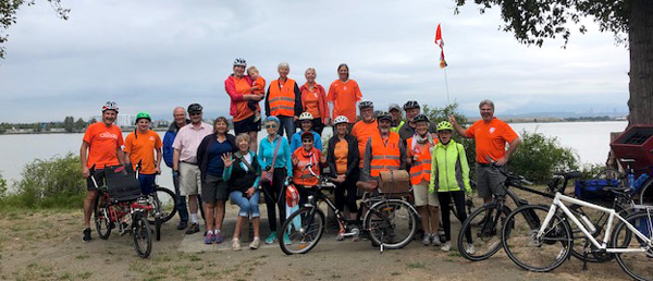 Dutch Bike Ride - Ladner 2019 Photo 1