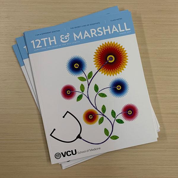 12th & Marshall magazine