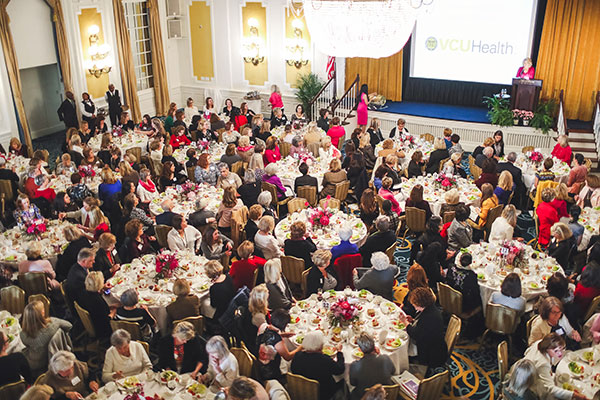 Save the date for the 2019 Women & Wellness Signature Breakfast and Luncheon
