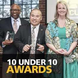 10 Under 10 Awards