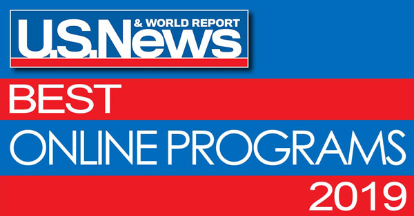 Best Online Programs 2019 by U.S. News