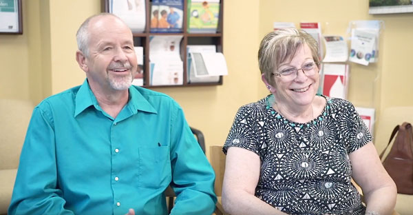 Massey's first bone marrow transplant patient reunites with physician assistant who helped with her procedure