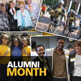 Alumni Month