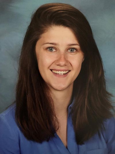 Amber Hornbarger (M.T. '17): HCPS Teacher of the Year