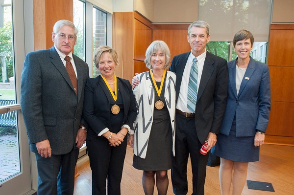 SON professors awarded endowed faculty honors