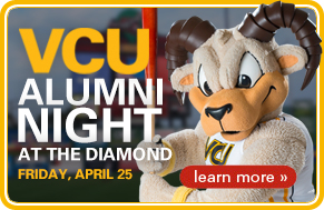 VCU Alumni Night At The Diamond Friday, April 25