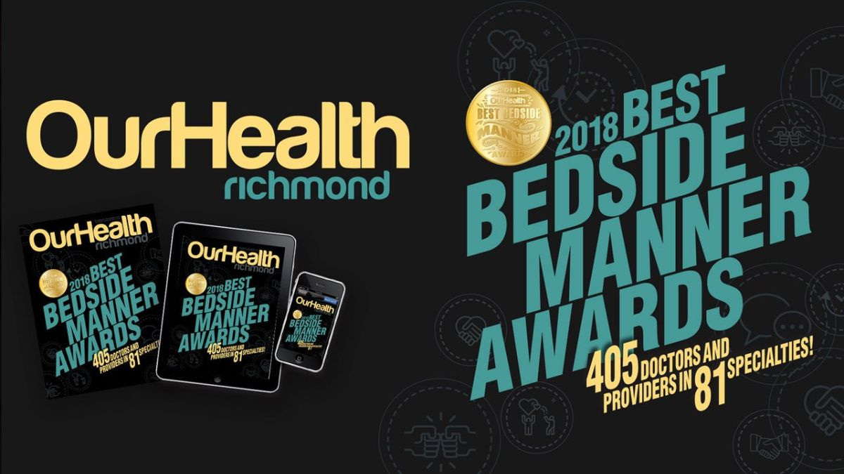 Massey physicians receive Best Bedside Manner awards for fifth consecutive year