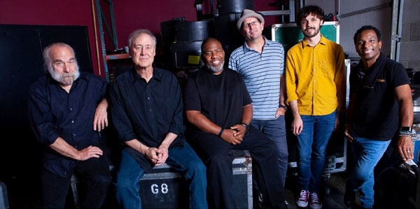 Music for Massey features Bruce Hornsby & The Noisemakers and Amos Lee