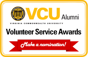 VCU Alumni Volunteer Service Awards - Make a nomination!